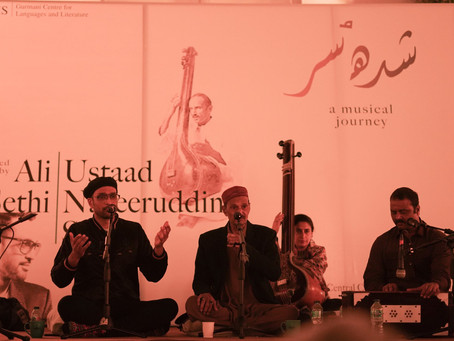Shudh Surr: A Musical Journey