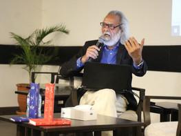 Shāʻirī ke Safeer—Afzal Syed in Conversation with Moeen Nizami