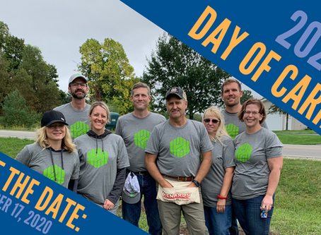 Day of Caring 2020 is here!