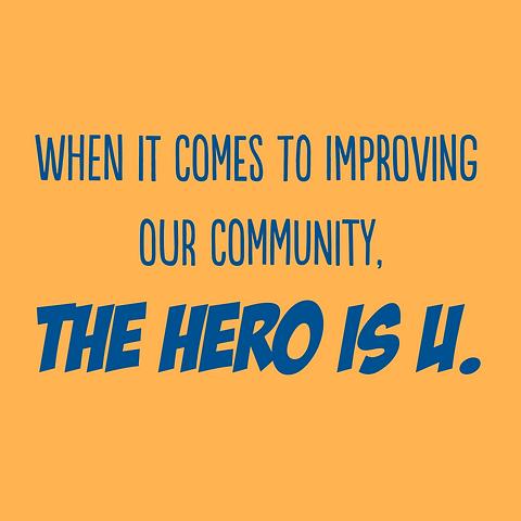 the hero is U.PNG