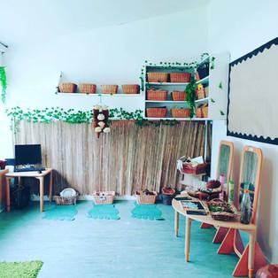 Manchester nursery Longsight Levenshulme with a holistic approach