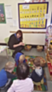 Staff really care and value all children at this excellent Manchester nursery