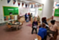 Bright, Spacious, Open plan Manchester nursery. Quality childcare in Longsight, Levenshulme & Gorton