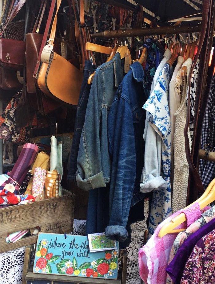 Lancaster Castle - Vintage Clothes