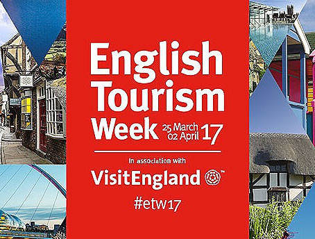 English Tourism Week 25 March - 2 April 2017