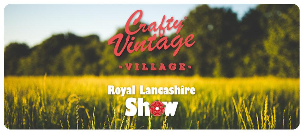 Crafty Village@ Royal Lancs_FB HEADER (1