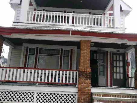 SOLD - 1185 E. 145th Street, Cleveland, OH - $33,500