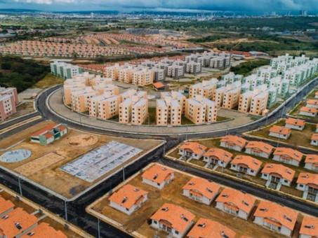 "GRANDES ESTRUTURAS:""Aluízio Campos"" o maior conjunto habitacional do programa Minha Casa, Minha Vida"
