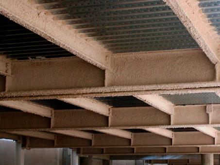 Proteção contra incêndio em estruturas de aço