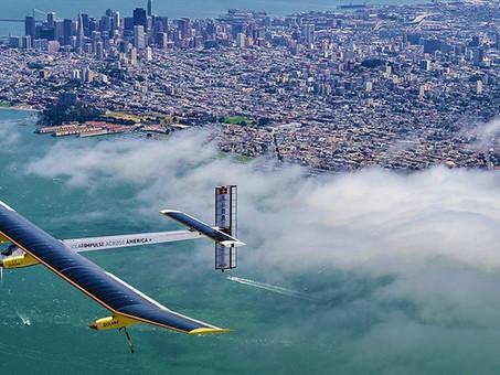 Solar Impulse 2: volta ao mundo