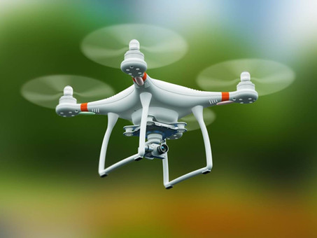 DRONES SÃO ÚTEIS NA CONSTRUÇÃO CIVIL?