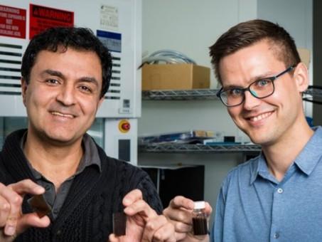 Tinta Solar: A nova fonte de Energia Limpa.