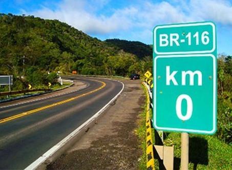 GRANDES ESTRUTURAS: BR 116 – A maior rodovia Brasileira