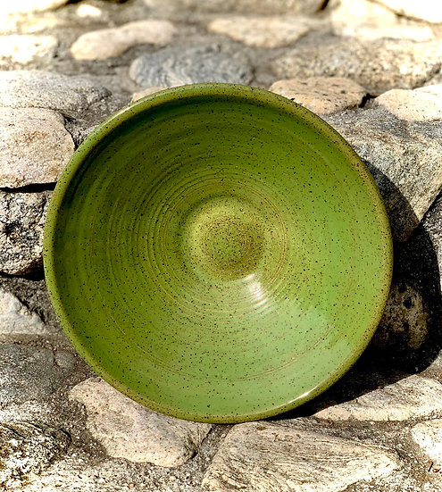 Wasabi Green Bowl