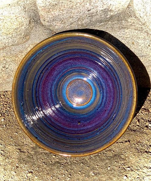 Smokey Merlot Rainbow Bowl