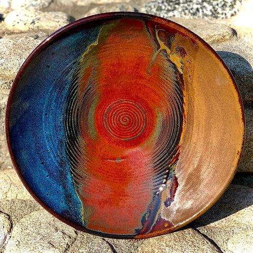Multi-Color Fruit Bowl