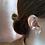 Thumbnail: BRINCO piercing ear Hook  NODIG