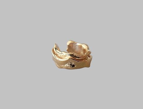 BRINCO piercing  WARRIOR B. ouro