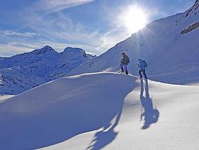 Schneeschuhwanderung Engadin