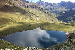 Lago Malghera Weitwandern Hüttenwanderung