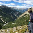 Weitwanderung Nationalpark Bernina