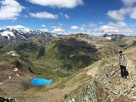 T4 Wanderung Engadin St. Moritz Bernina