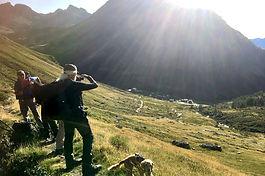 Malghera Weitwanderung Val Grosina