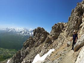 Geführte Gipfel-Wanderung Engadin