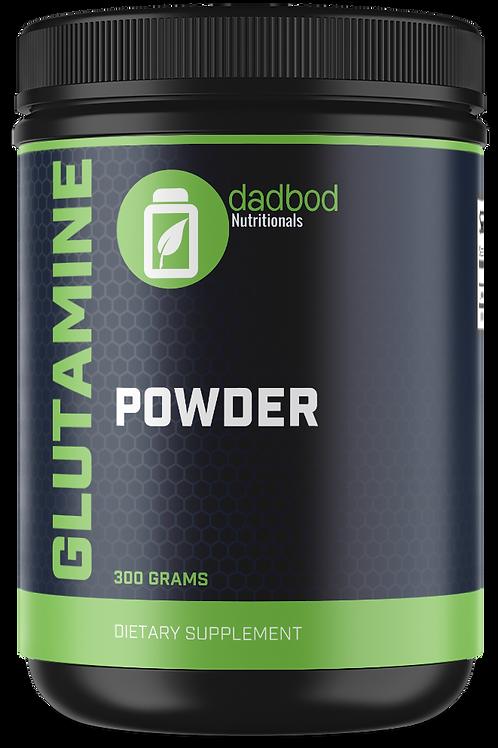 Glutamine Powder (300 grams)