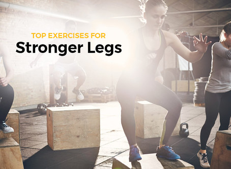 Top Exercises for Stronger Legs