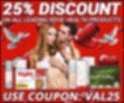 NaturalHealth 25% Discount Coupon