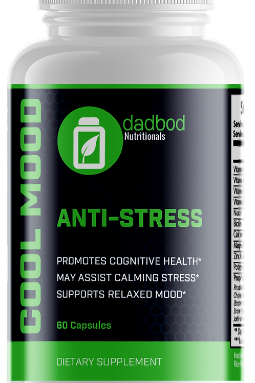 Cool Mood Stress Relief Formula