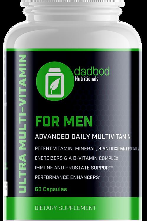 Ultra Multi-Vitamin for Men