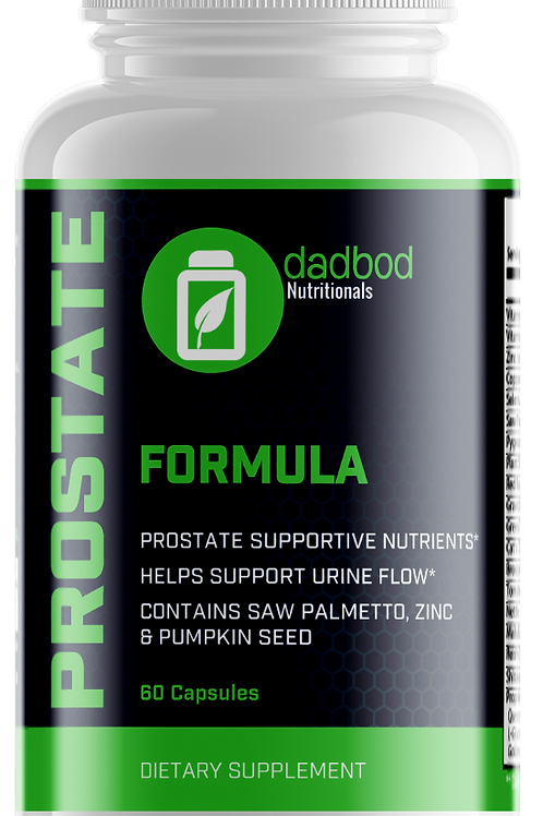 Dadbod Prostate Formula