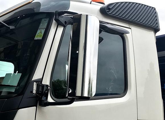 Volvo FMX Mirror Guards