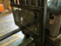 Fork Lift Guard