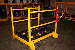 Forklift Battery charging system