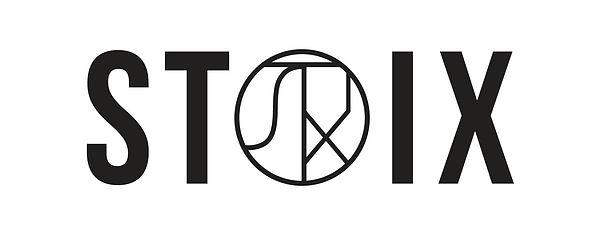 STOIX_Logo Combination_01_Black on White