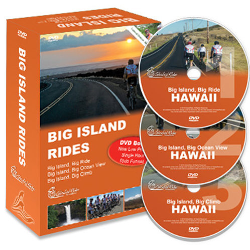 Big Island Hawaii Rides 3 DVD Box Set