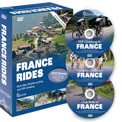 France Rides 3 DVD Box Set