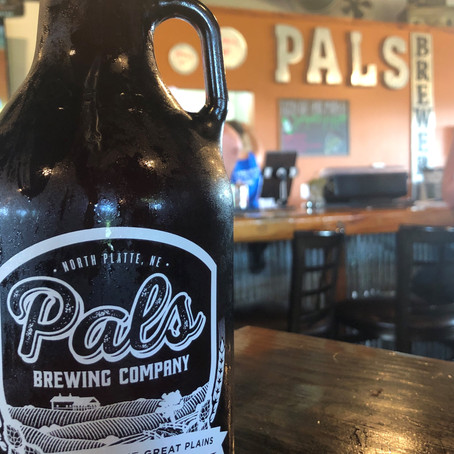 Brews, Brothers, and Pizza-only at Pals.
