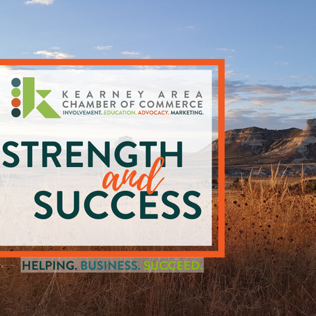 Your Chamber and You - Strength and Success.