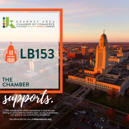 Why We Support - LB153