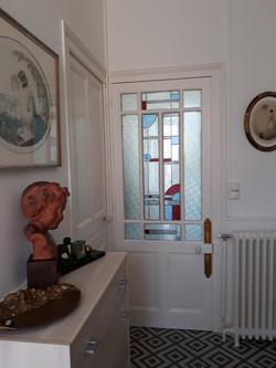 vitrail art déco 1920