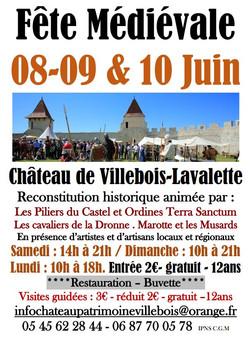 Villebois-Lavalette 2019