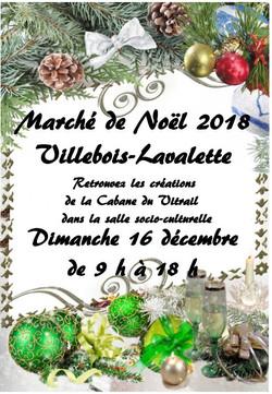 marché Noël 2018