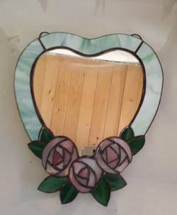miroir aux roses