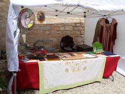 la Cabane à la fête médiévale 2018
