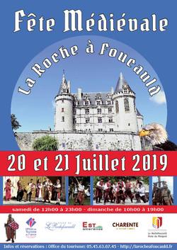 Fête médiévale La Rochefoucauld