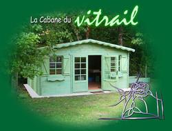 ma cabane, toute verte !